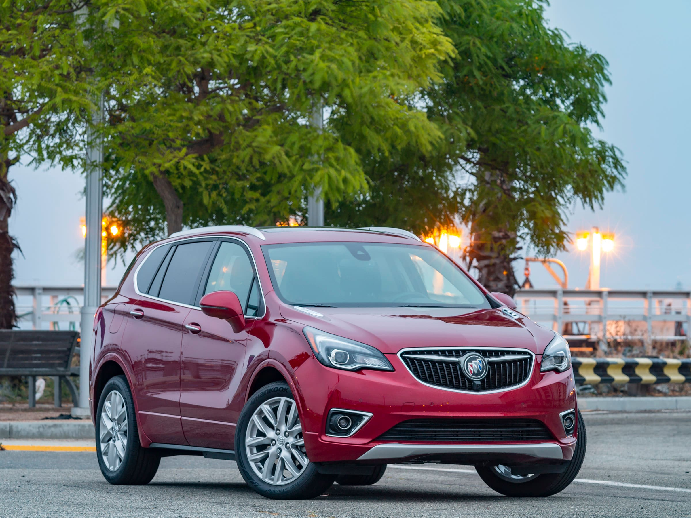 2020 Kia Sportage Vs. 2019 Buick Envision Comparison 2022 Buick Envision Mpg, Models, Manual