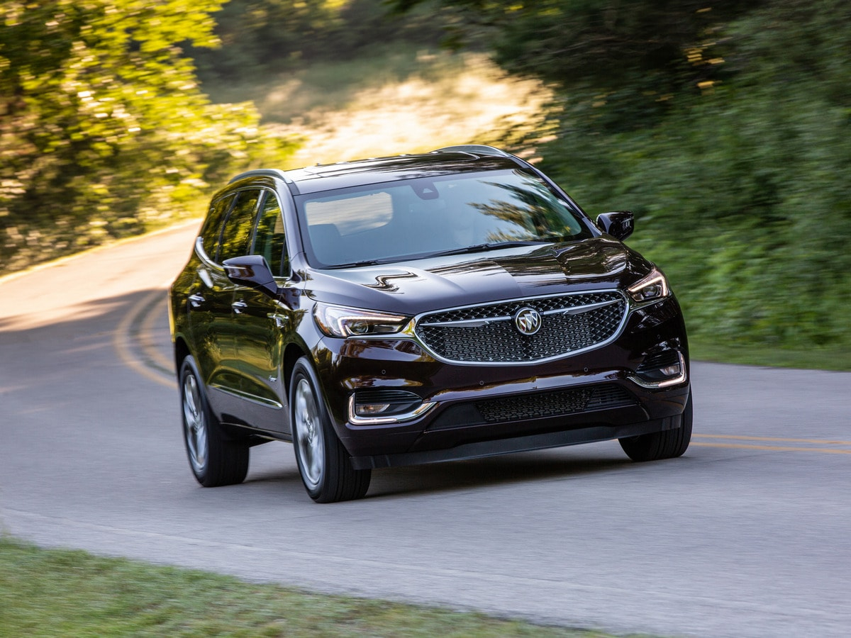 2020 Kia Telluride Vs. 2020 Buick Enclave Avenir Comparison New 2022 Buick Enclave Avenir Review, Price, Colors