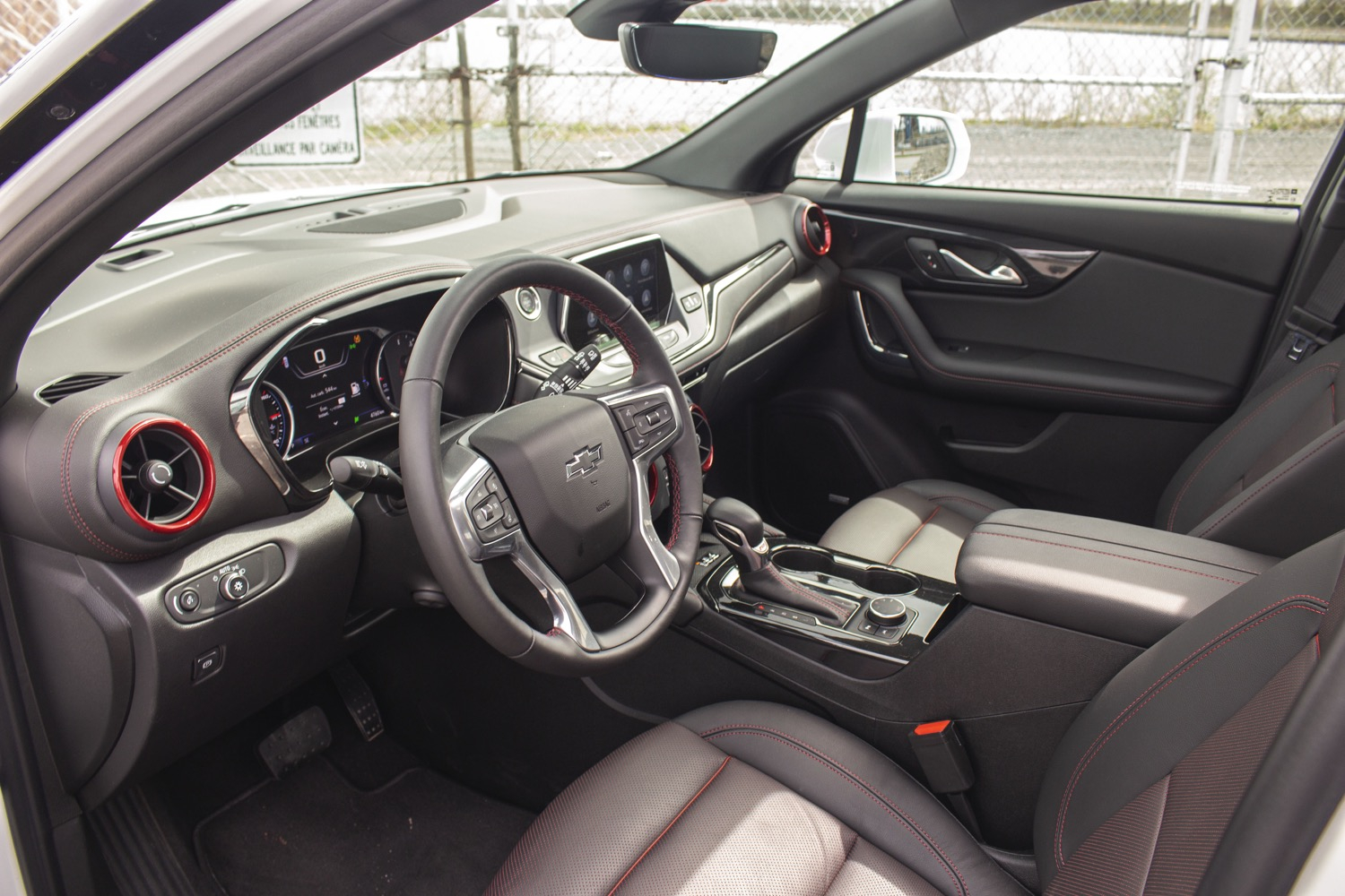 2021 Blazer Loses Standard Leather-Wrapped Steering Wheel New 2022 Buick Encore Seat Covers, Safety Features, Towing Capacity