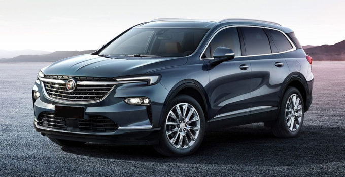 2021 buick enclave owner's manual | 2021 buick