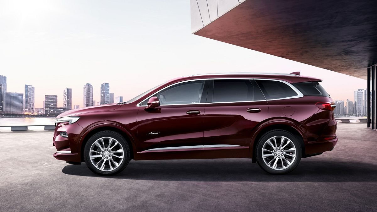 2021 Buick Enclave Interior Changes Price Hybrid Baby New 2021 Buick Enclave Avenir Release Date, Features, Colors