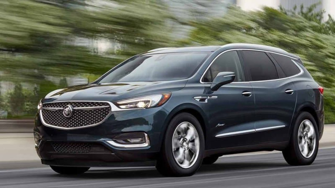 2021 Buick Enclave Review, Price, Specs, Rating - Auto New 2021 Buick Enclave Ground Clearance, Gas Type, Horsepower