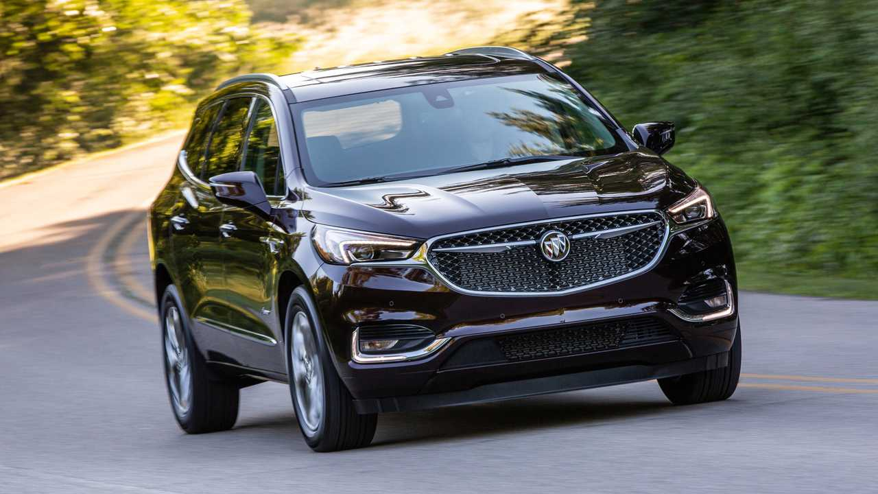 2021 Buick Enclave Review- Pricing, Performance, Features 2021 Buick Enclave Interior, Features, Fwd
