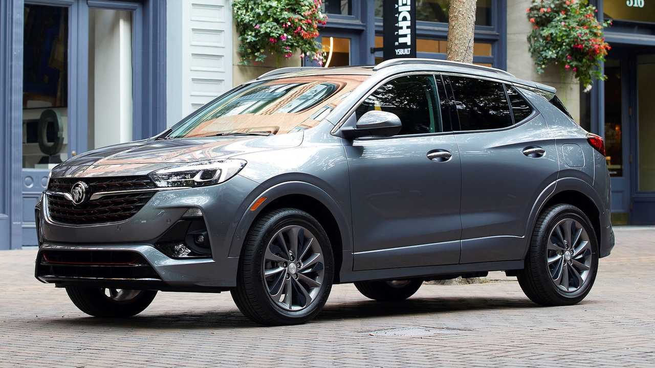 2021 Buick Encore Gx Details Emerge: Styling Tweaks, More 2021 Buick Encore Gx Ground Clearance, Horsepower, Interior Colors