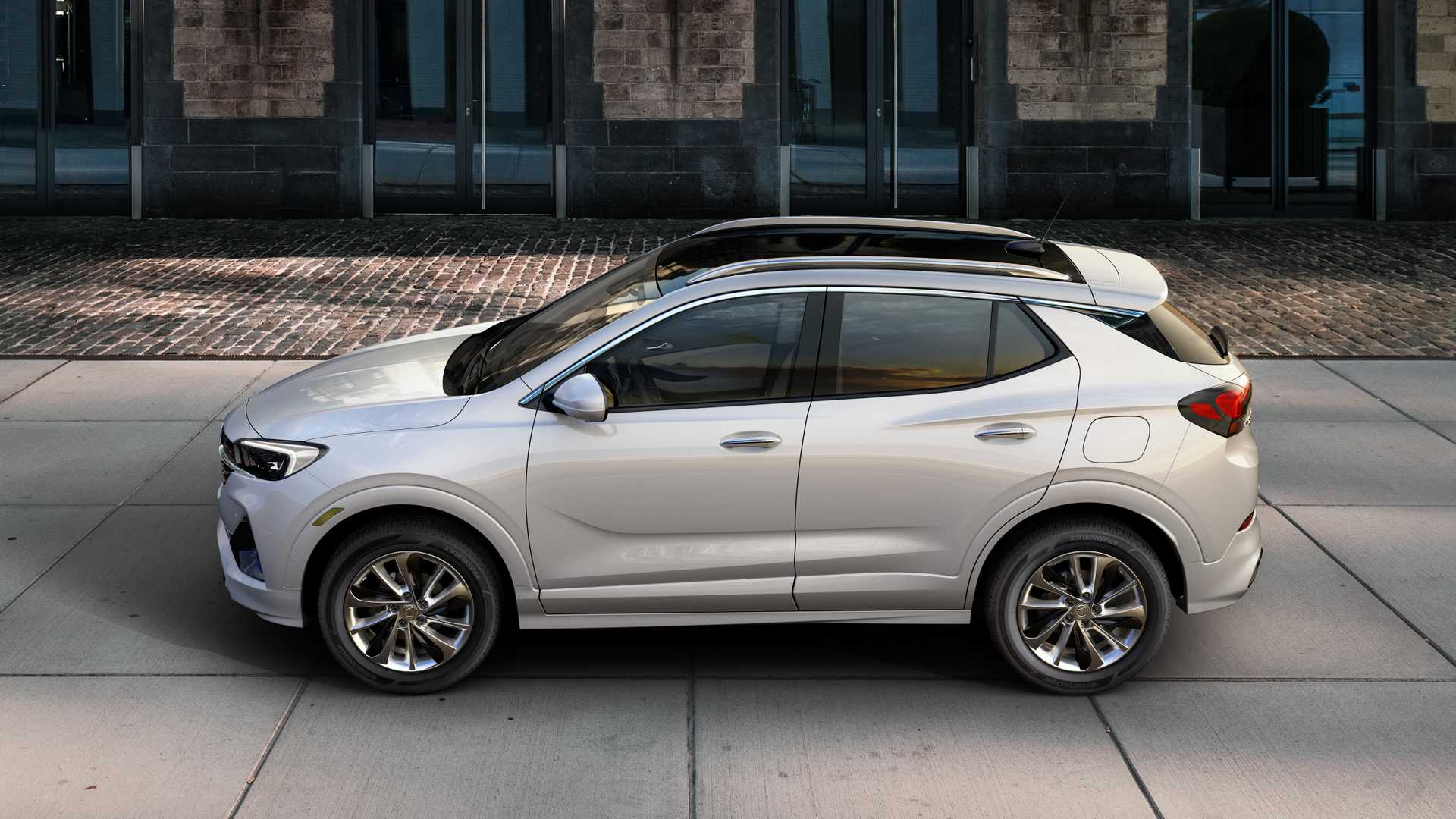 2021 Buick Encore Gx Details Emerge: Styling Tweaks, More Tech How Long Is The New 2021 Buick Encore Gx