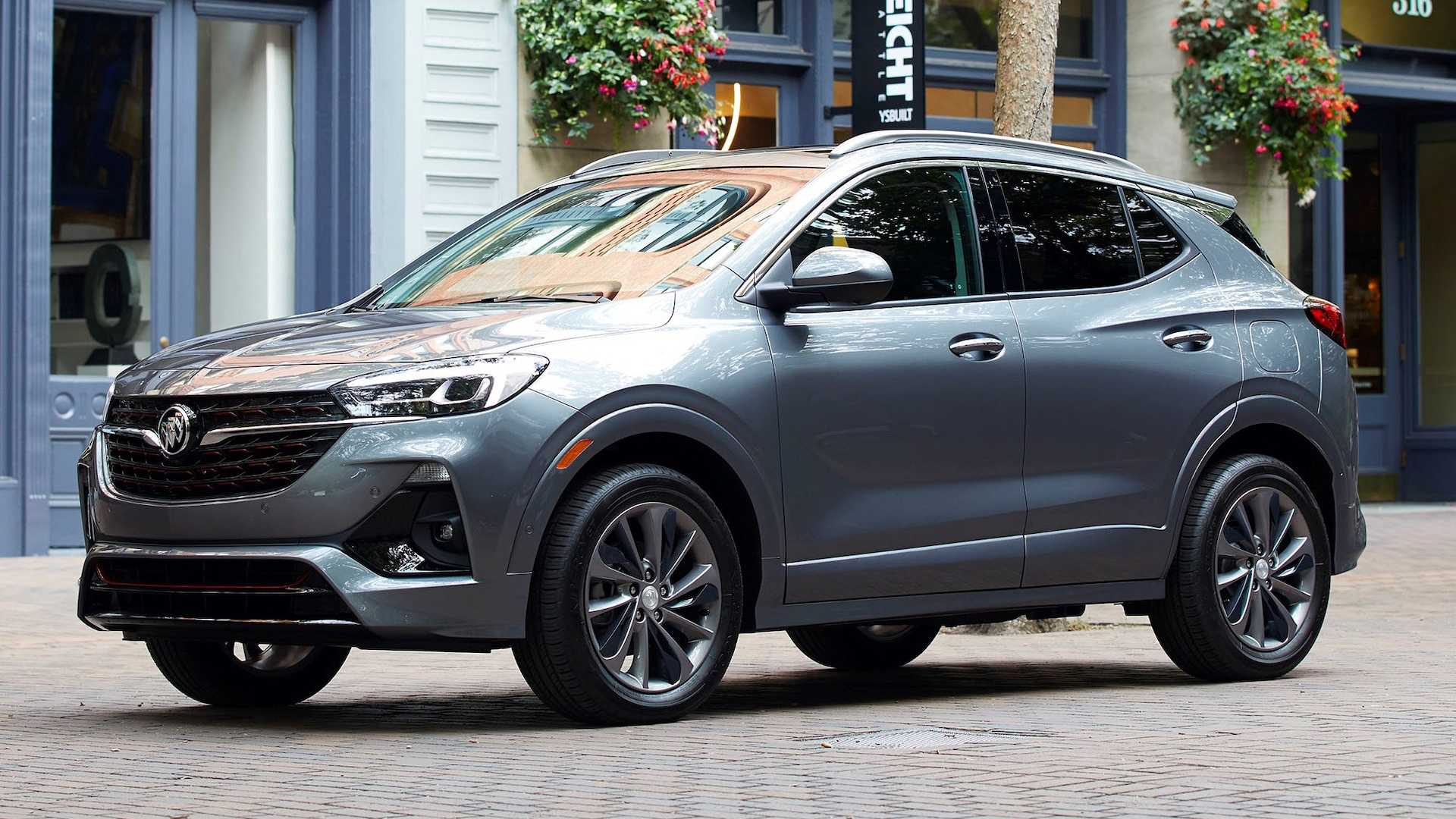 2021 Buick Encore Gx Details Emerge: Styling Tweaks, More Tech When Will The New 2022 Buick Encore Gx Be Available