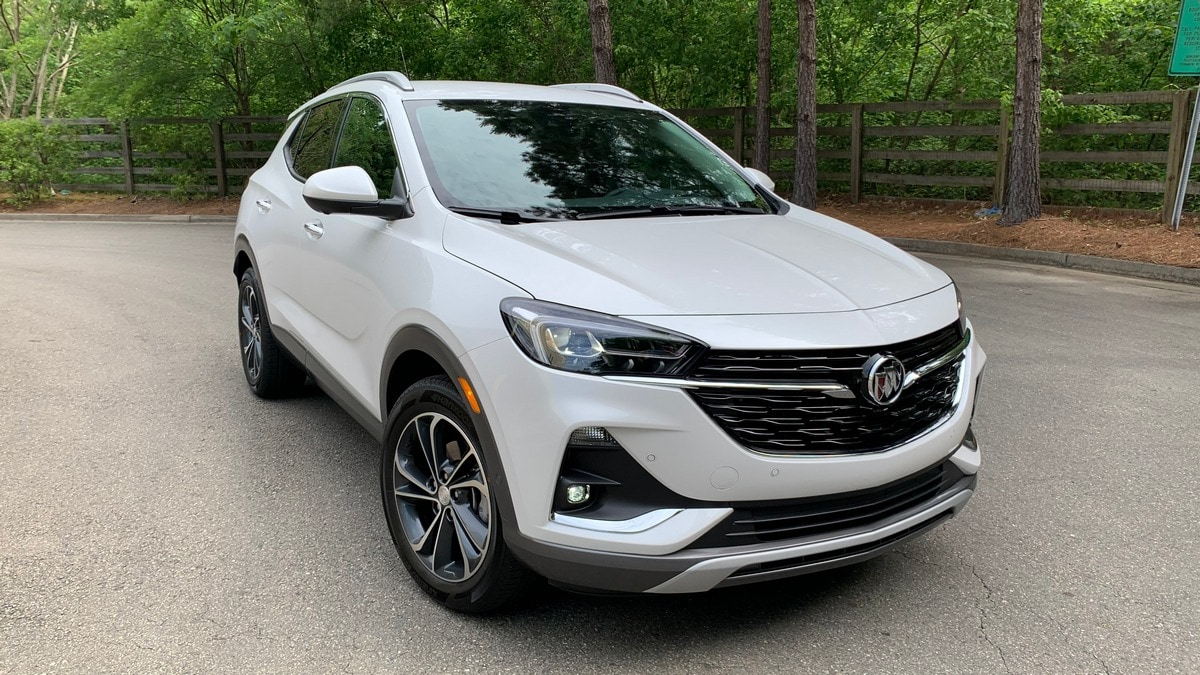 2021 Buick Encore Gx First Review | Kelley Blue Book 2022 Buick Encore Reviews, Preferred, Price