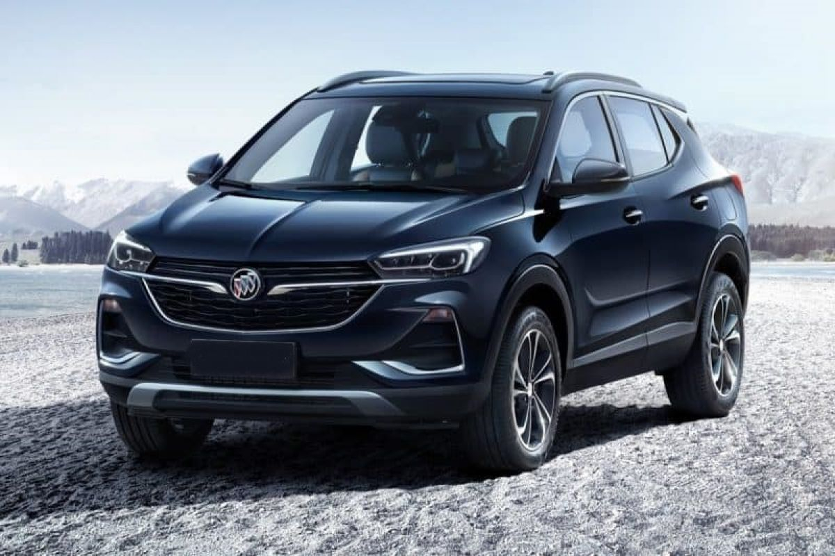 2021 Buick Envision Confirmed, But With No Hybrid Powertrain 2022 Buick Envision Interior Photos, Engine, Length