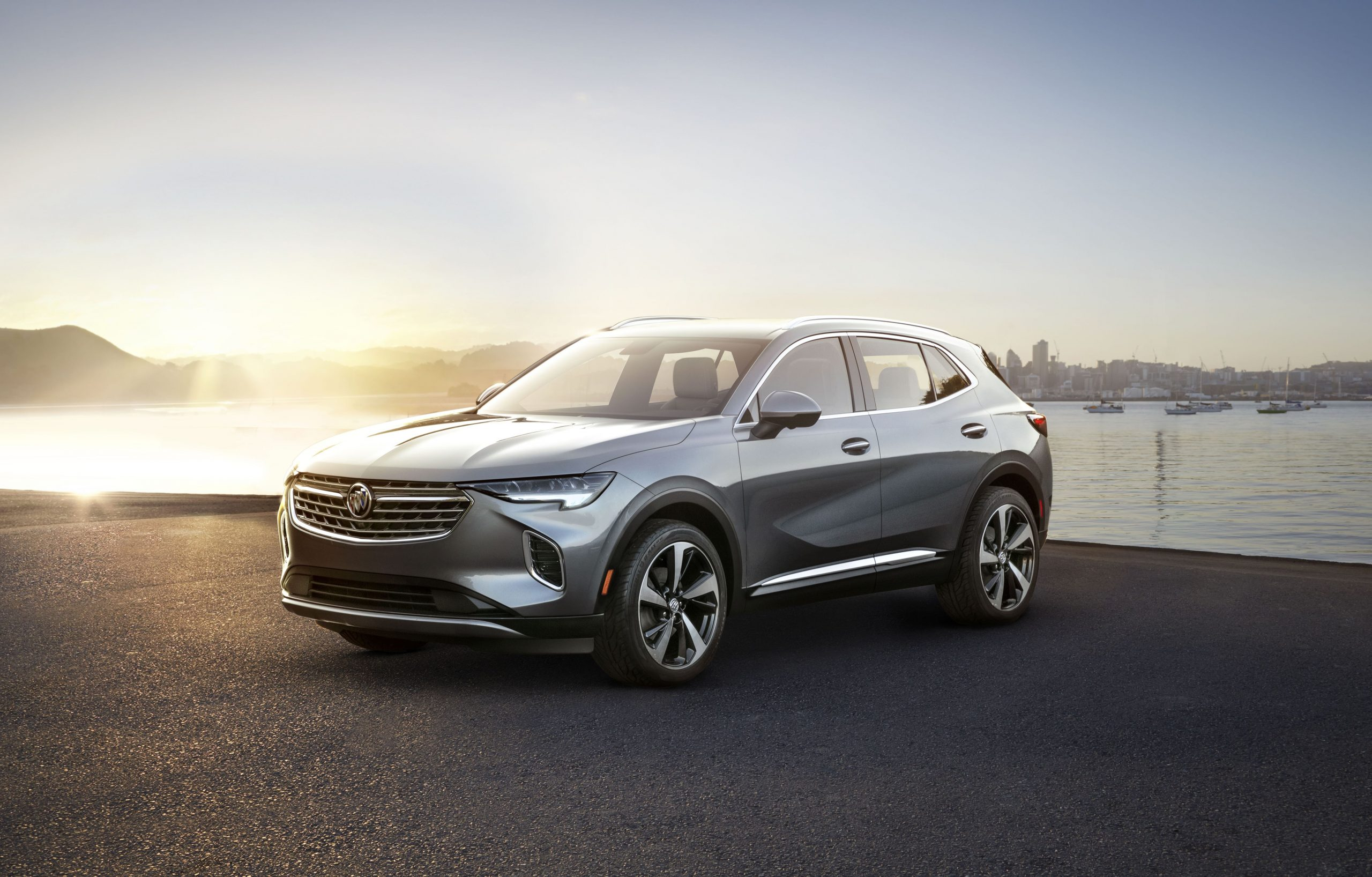 2021 Buick Envision Gets A Surprisingly Attractive Redesign Is The New 2022 Buick Envision A Good Car