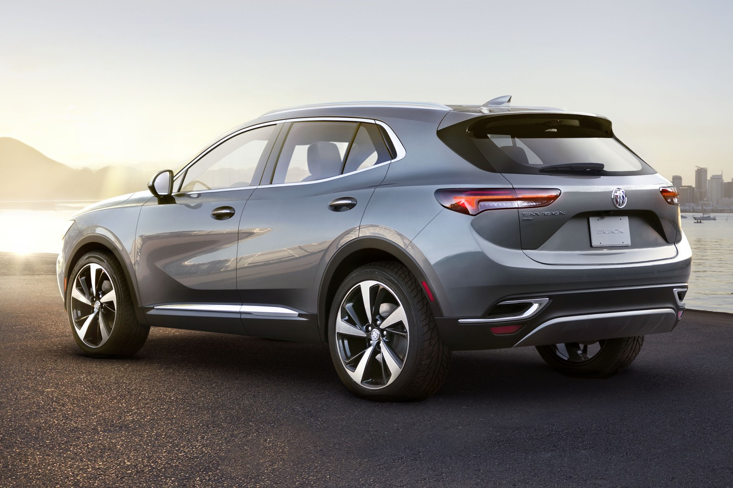 2021 Buick Envision Info, Specs, Wiki | Gm Authority 2022 Buick Envision Cargo Space, Curb Weight, Cost