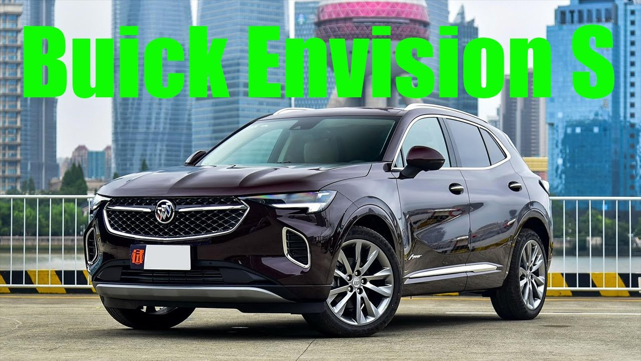 new 2021 buick envision specifications safety features