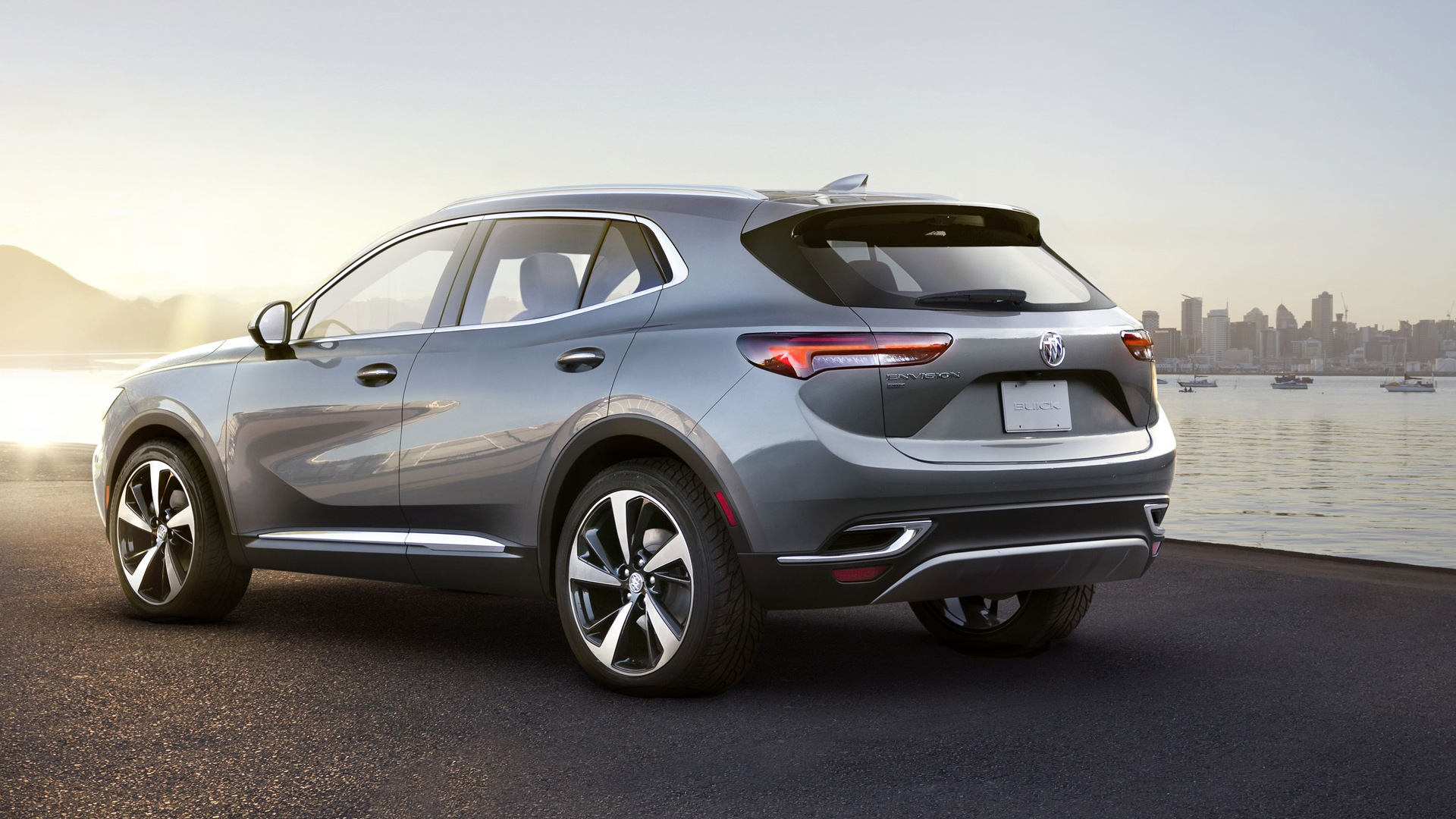 2021 Buick Envision Preview: Bold New Look For Buick's Small Suv New 2021 Buick Envision Engine Options, Fwd, Features