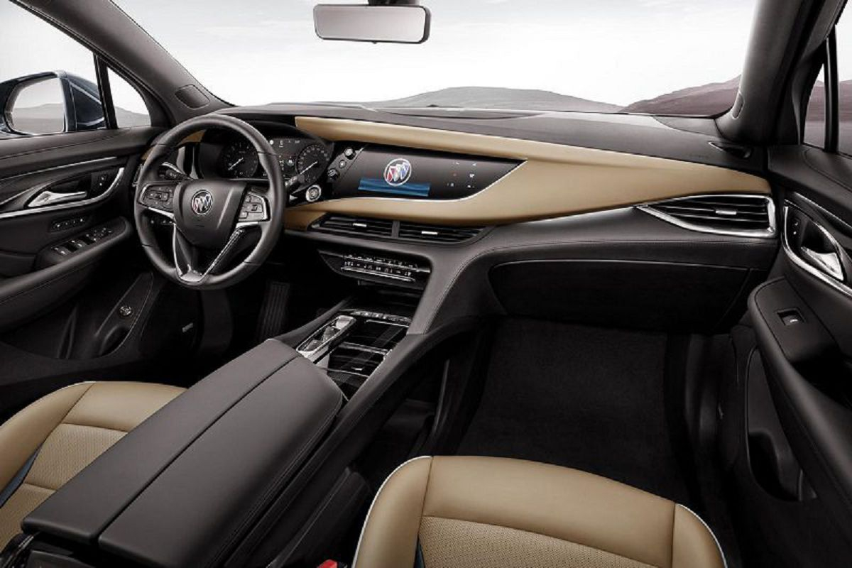 2021 Buick Envision Redesign Colors Specs Pictures Latest New 2021 Buick Regal Tourx Accessories, Changes, Release Date