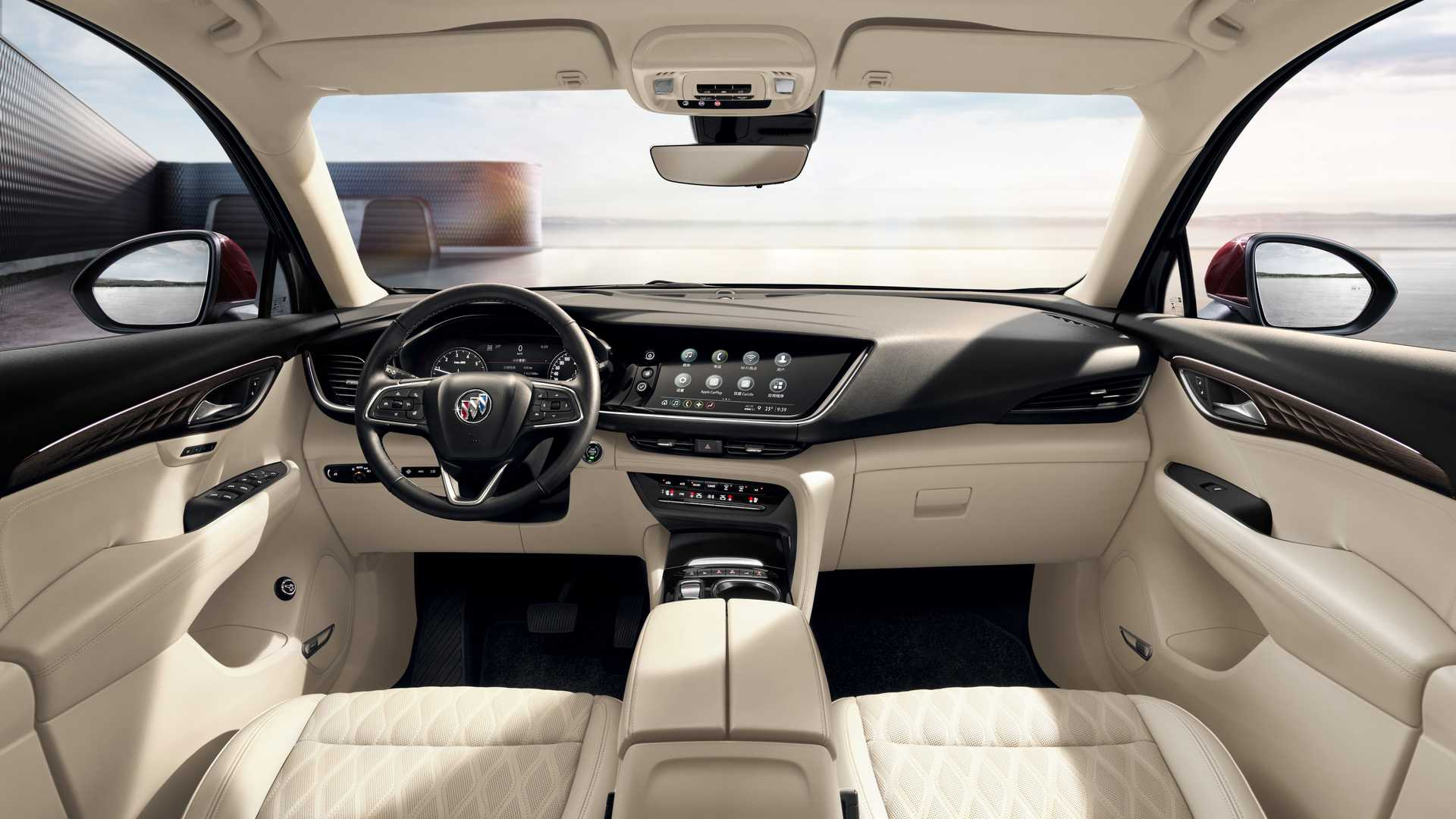 2021 Buick Envision Reveals Sophisticated Interior In 2021 Buick Envision Hp, Incentives, Infotainment Manual