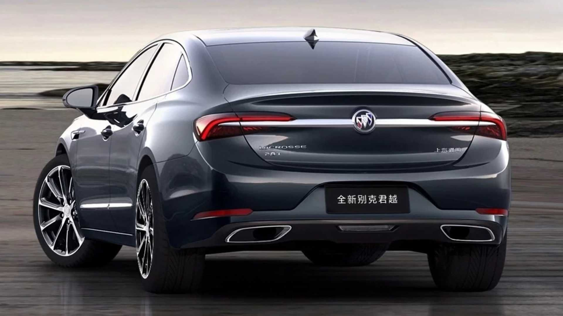 2021 Buick Lacrosse Release Date In 2020 | Buick Lacrosse Picture Of A New 2021 Buick Lacrosse