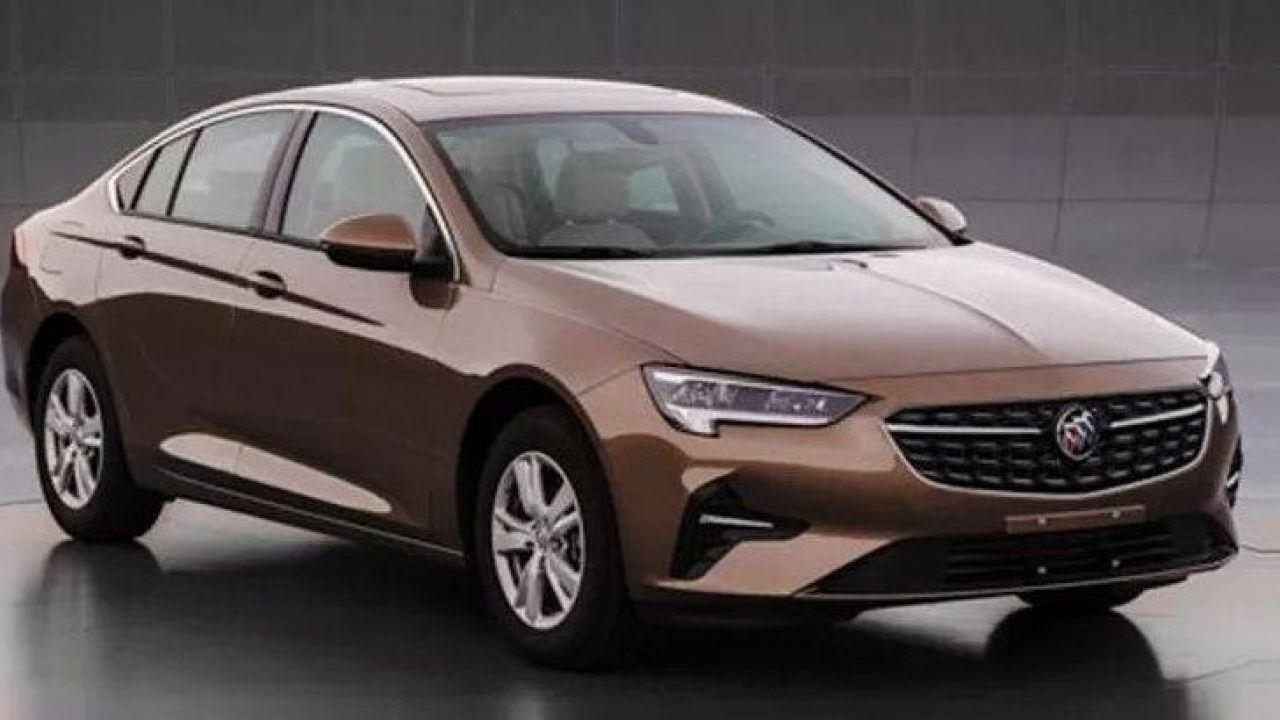 2021 Buick Regal Facelift For China Makes Online Appearance New 2021 Buick Regal Production, Pictures, Price