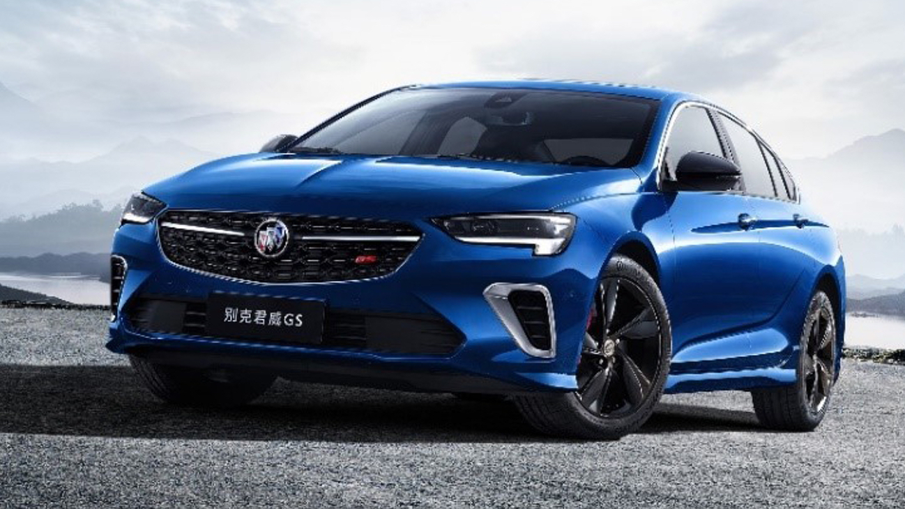 2021 Buick Regal Gs Refresh Looks Sweet, We Can't Have It 2021 Buick Regal Images, Price, Performance