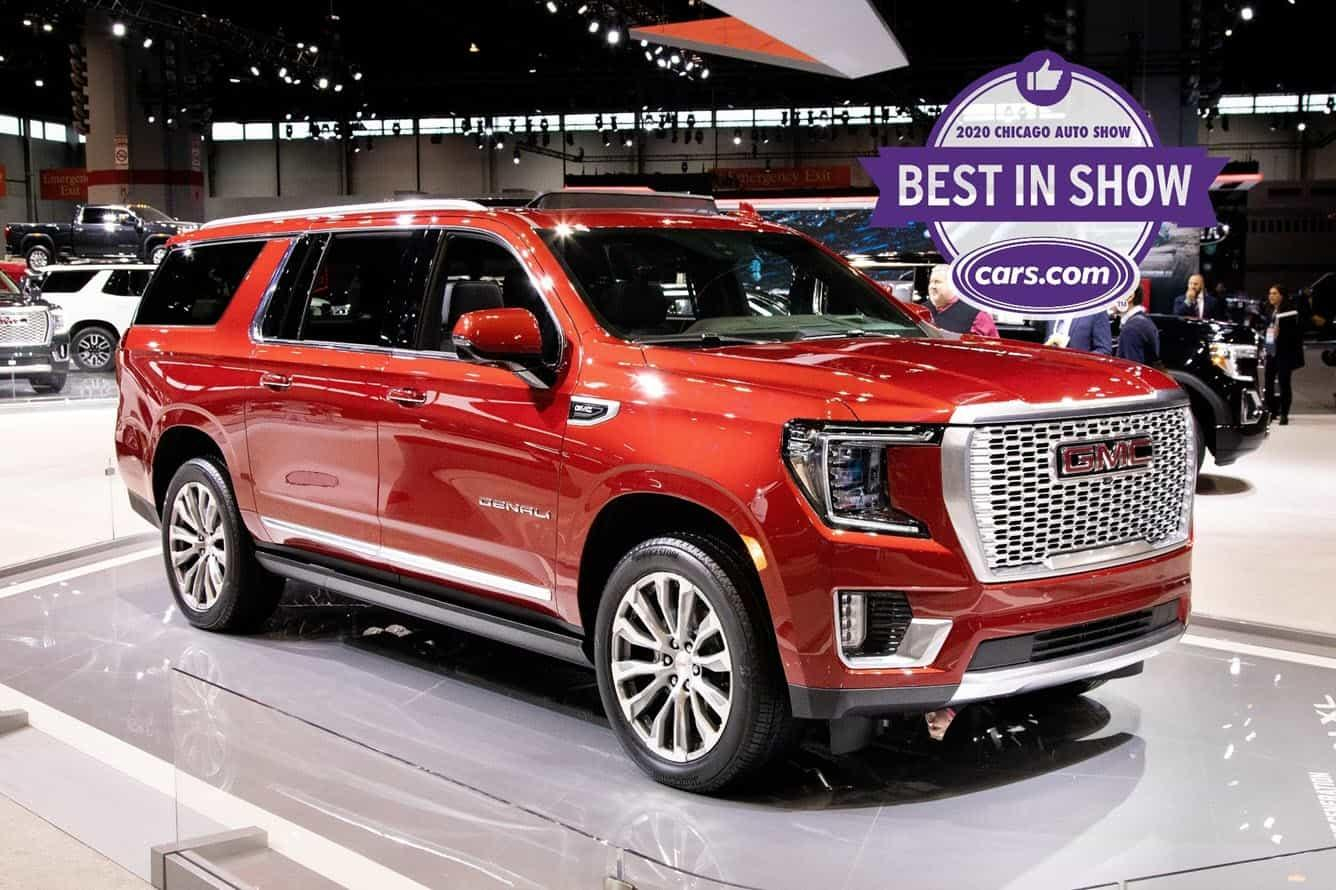 2021 Gmc Yukon Features & Reviews | Griffin Buick Gmc In 2022 Buick Envision Brochure, Build, Running Boards