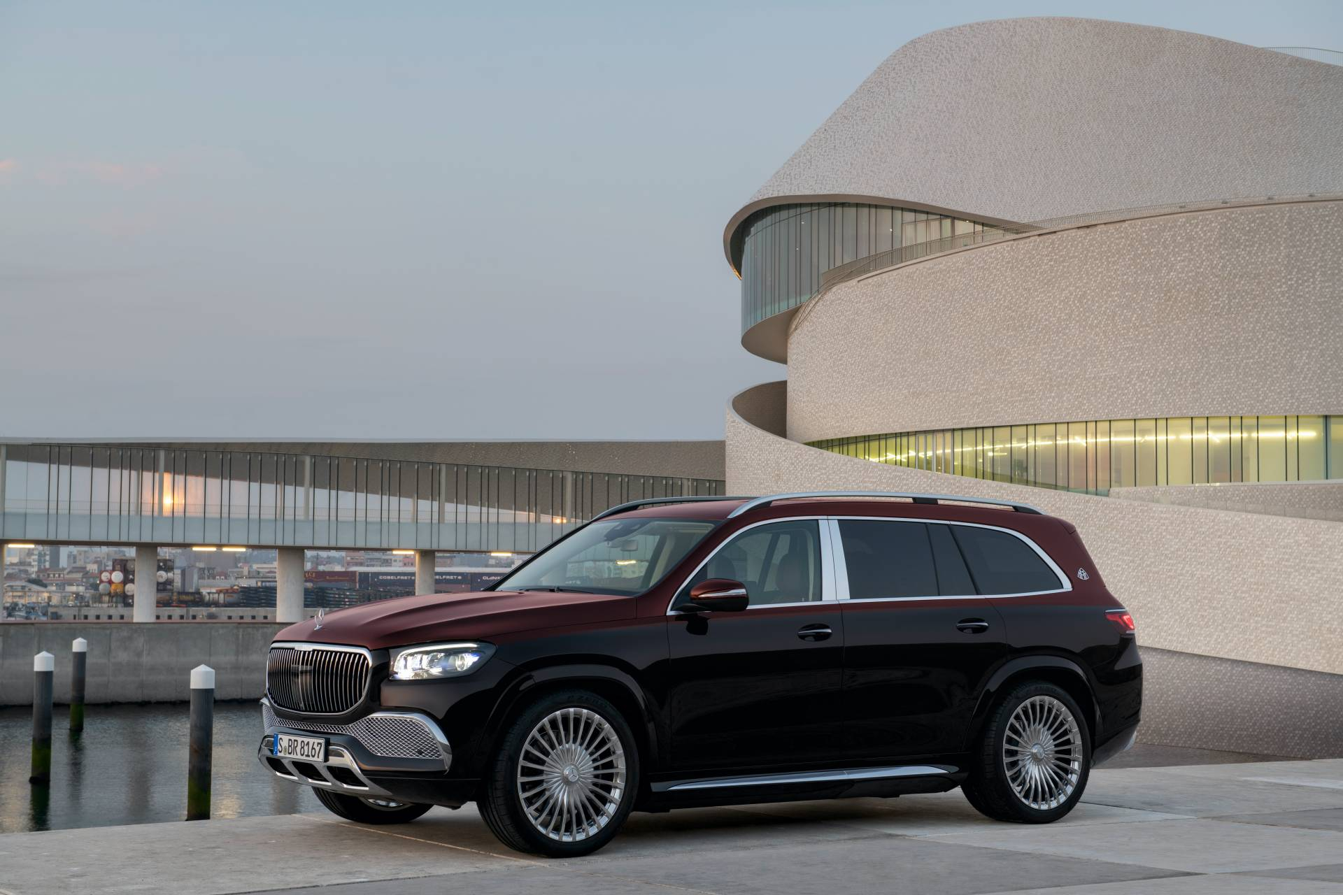 2021 Mercedes-Maybach Gls 600 Debuts As The Ultimate S-Class 2022 Buick Envision Brochure, Build, Running Boards