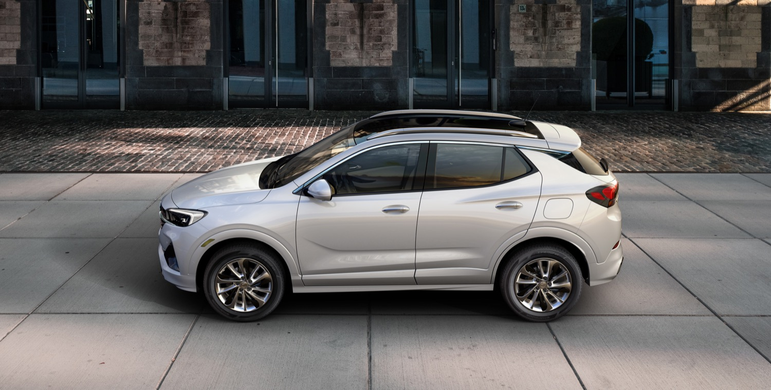 2022 Buick Encore Gx Info, Specs, Wiki | Gm Authority When Is The 2022 Buick Encore Gx Coming Out