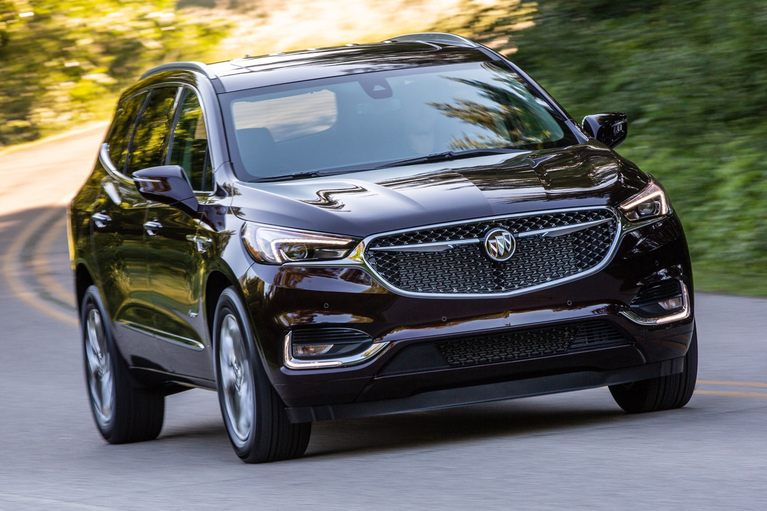 All The Changes Made To The 2020 Buick Enclave | Gm Authority Does The 2021 Buick Enclave Avenir Have Heads Up Display