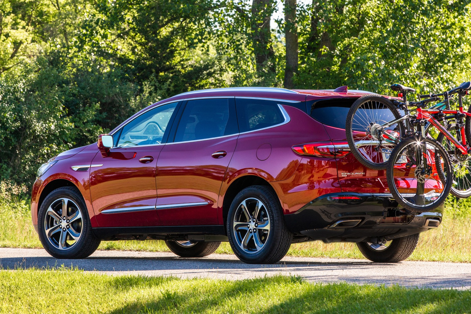 All The Changes Made To The 2020 Buick Enclave   Gm Authority New 2022 Buick Enclave Engine, Navigation, Navigation System