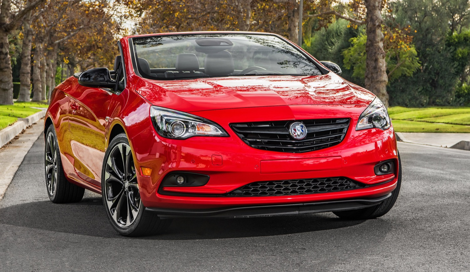 Buick Cascada Discount Cuts Price 16 Percent September 2019 2022 Buick Cascada Inventory, Images, Incentives