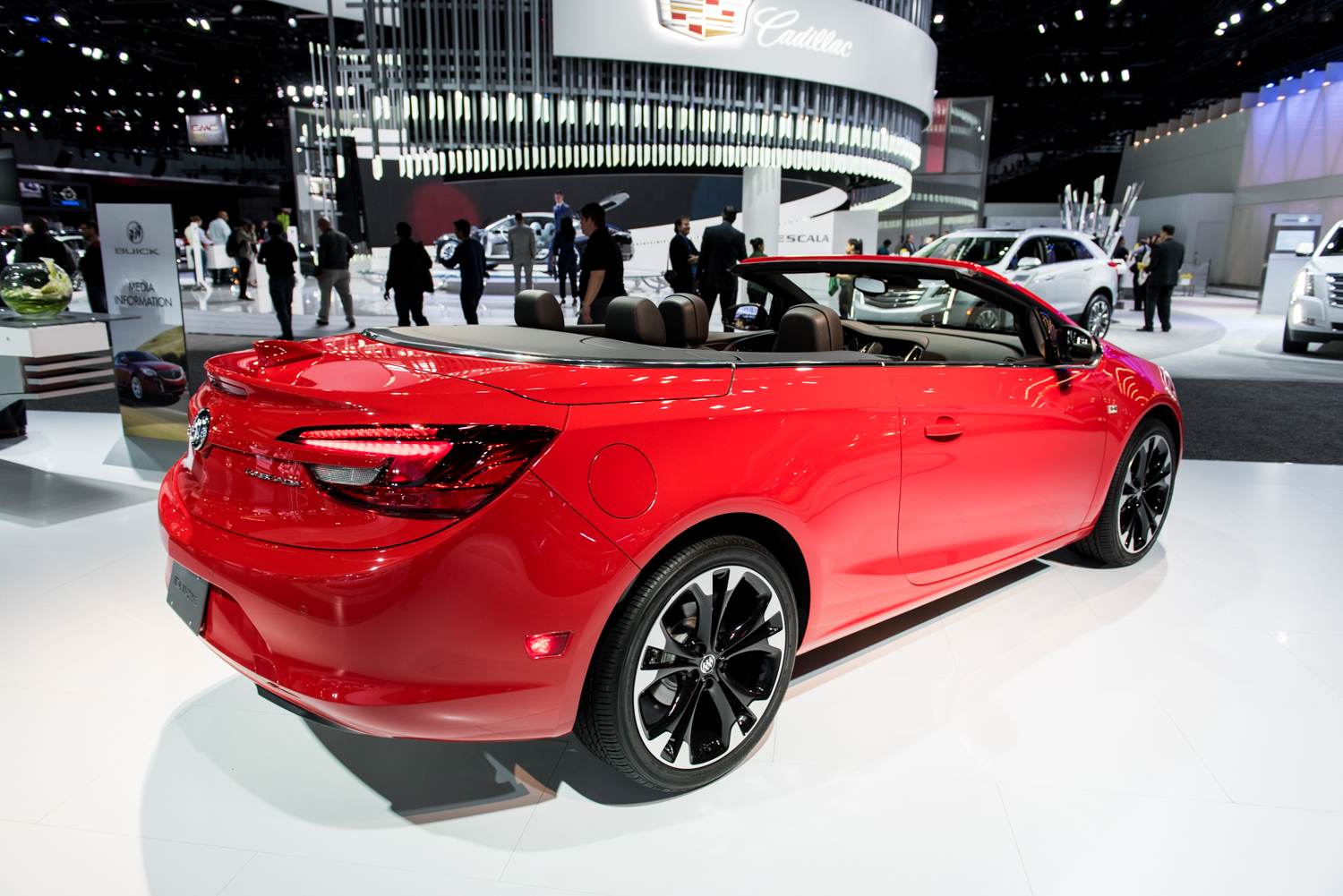 Buick Cascada Sales Numbers February 2018 | Gm Authority New 2022 Buick Cascada Used, 0-60, Colors