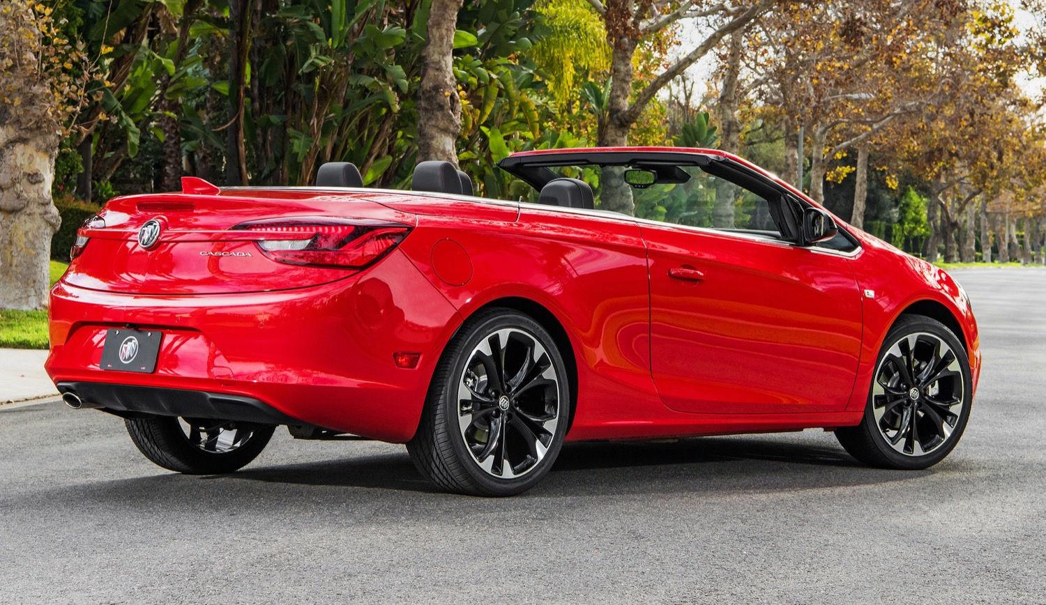 Buick Cascada Sales Numbers Q2 2019 | Gm Authority 2022 Buick Cascada Price, Reviews, Interior