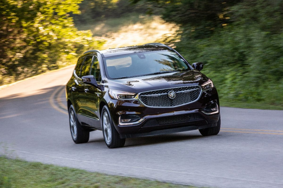 Buick Enclave Refresh Postponed To 2022 - The News Wheel New 2022 Buick Enclave Pictures, Packages, Reliability
