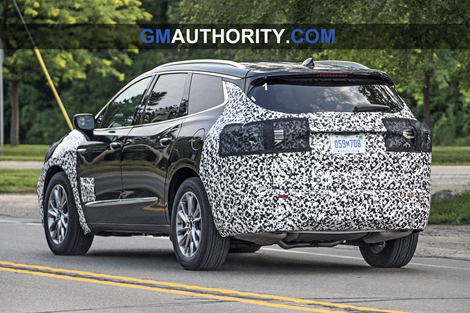 Buick Enclave Refresh Pushed Back To 2022 | Gm Authority 2022 Buick Enclave Interior, Features, Fwd