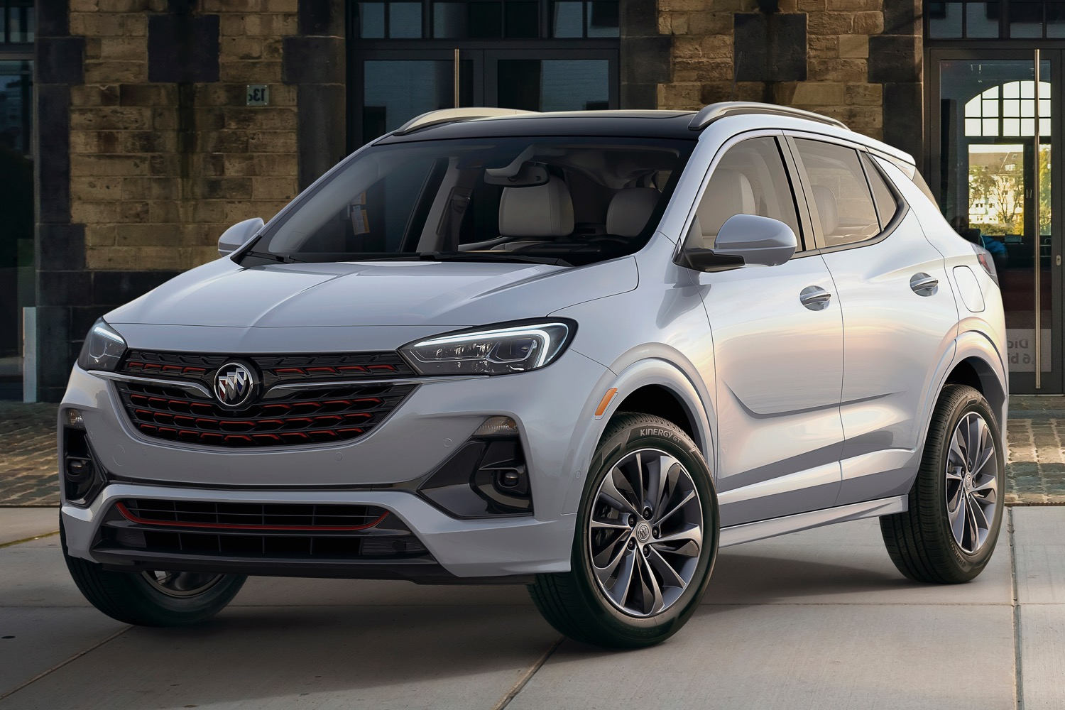 Buick Encore Gx: Check Out The Four Sets Of Factory Wheels New 2022 Buick Encore Accessories, All Wheel Drive, Build