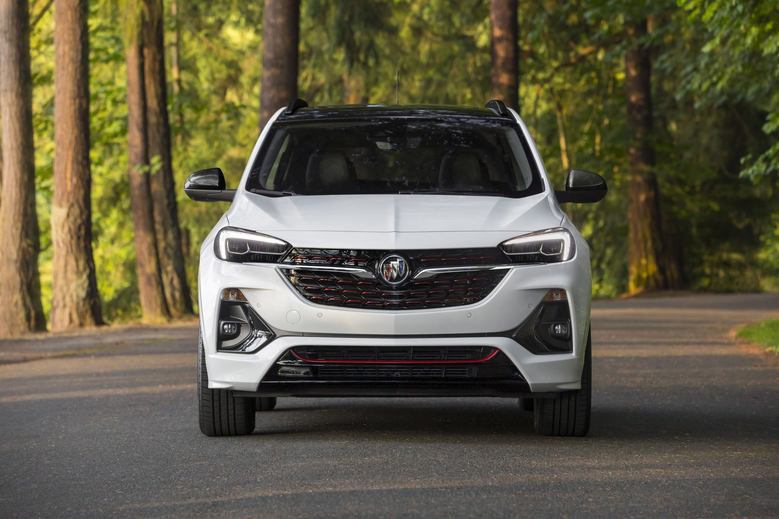 Buick Encore Gx Debuts In La | Gm Authority Where Is The 2022 Buick Encore Gx Built