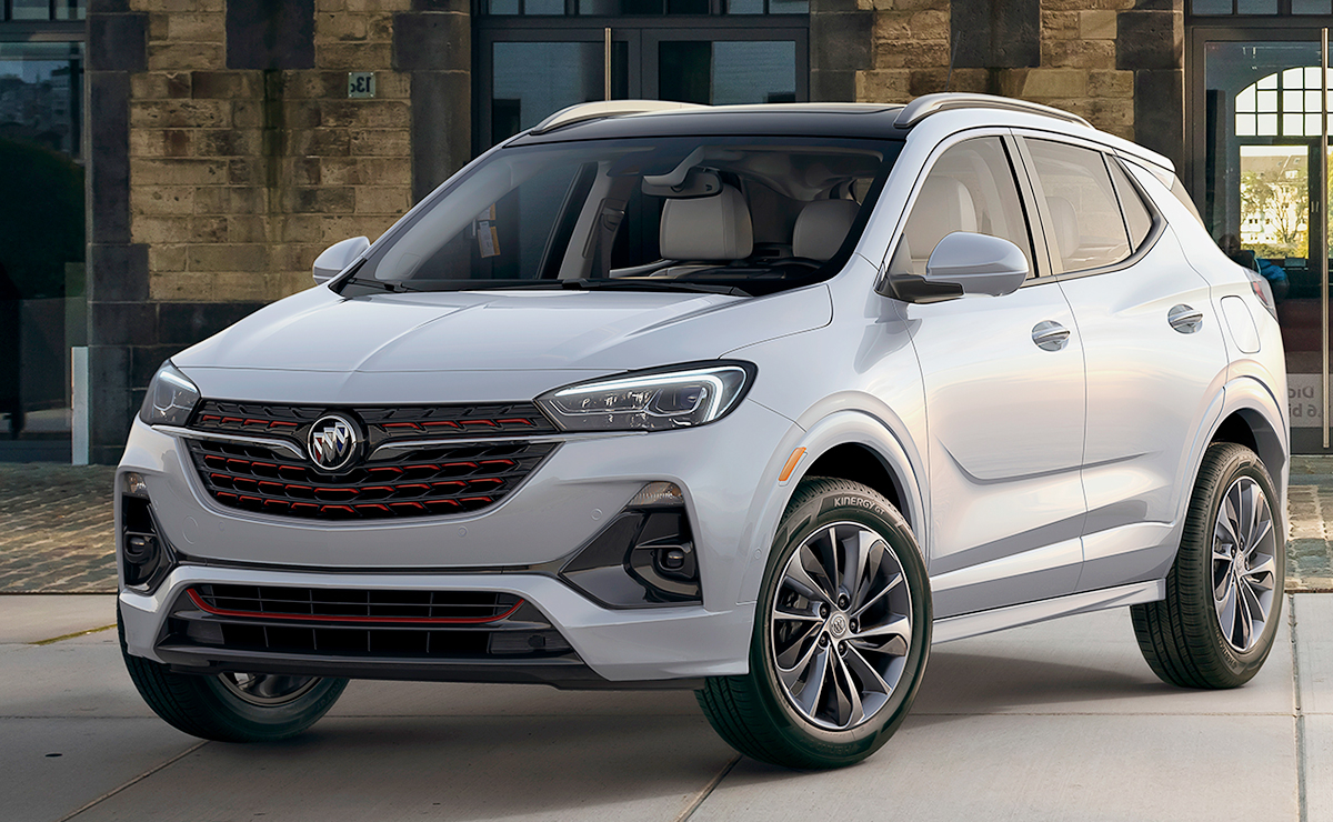 Buick Encore Gx For U.s. Arriving In Early 2020 2021 Buick Encore Gx Build And Price, Build, Colors