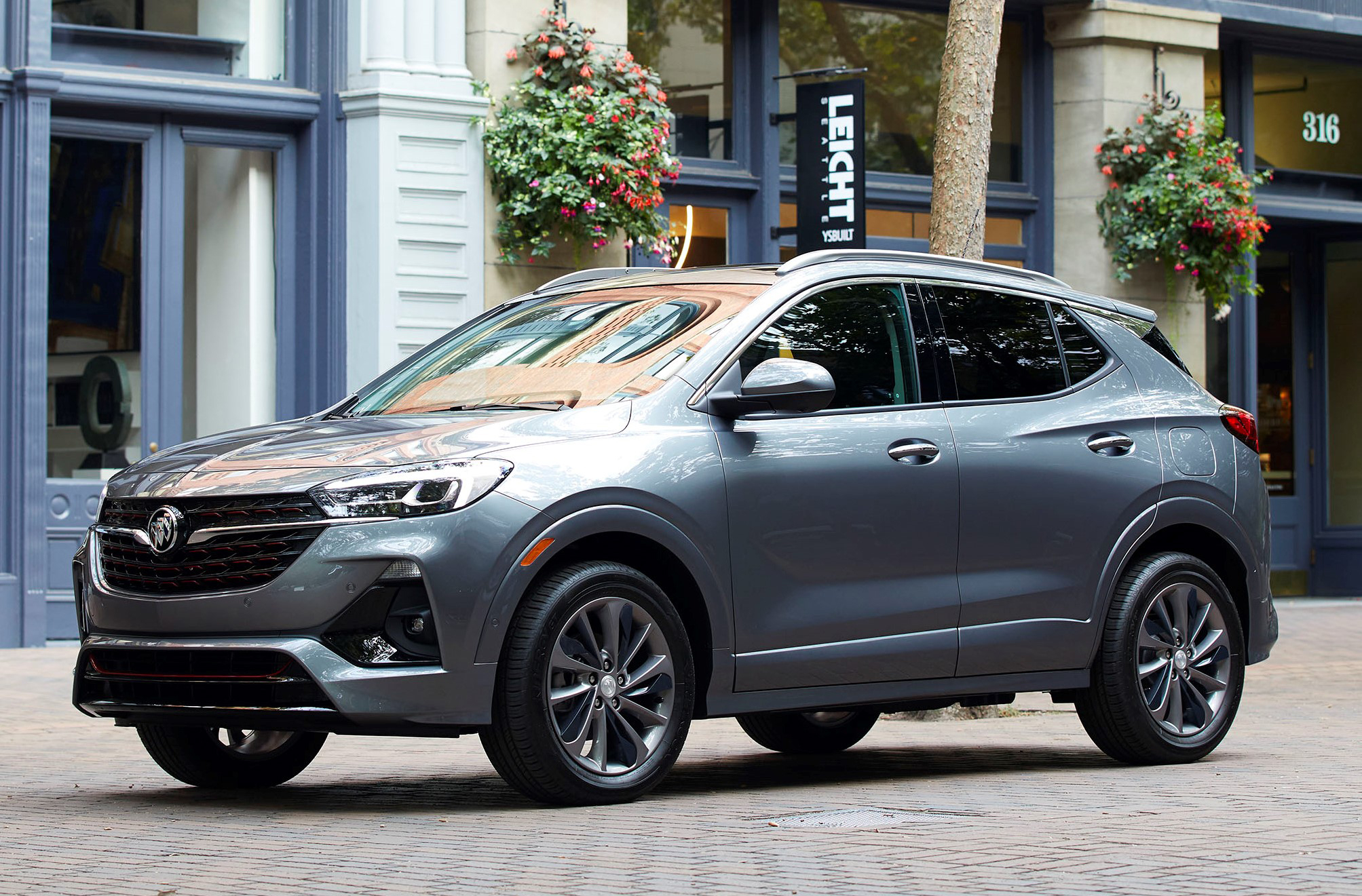 Buick Encore Gx Three-Cylinder Engines Beat The Older 'fours New 2022 Buick Encore Problems, Specs, Safety Rating