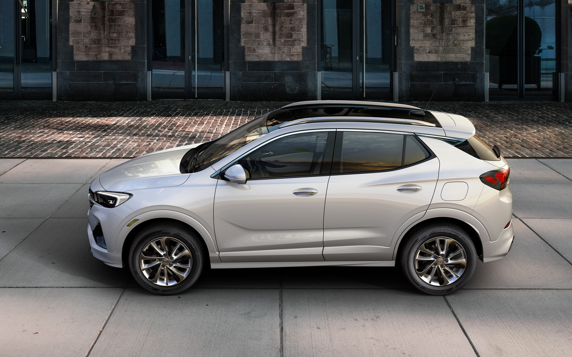 Buick Encore Gx To Offer A Pair Of Three-Cylinder Engines Where Is The New 2021 Buick Encore Gx Built