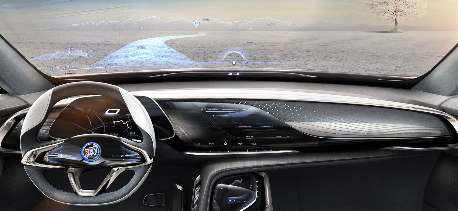 Buick Enspire Electric Suv Bows | Gm Authority 2022 Buick Riviera Interior, Concept, Headlights