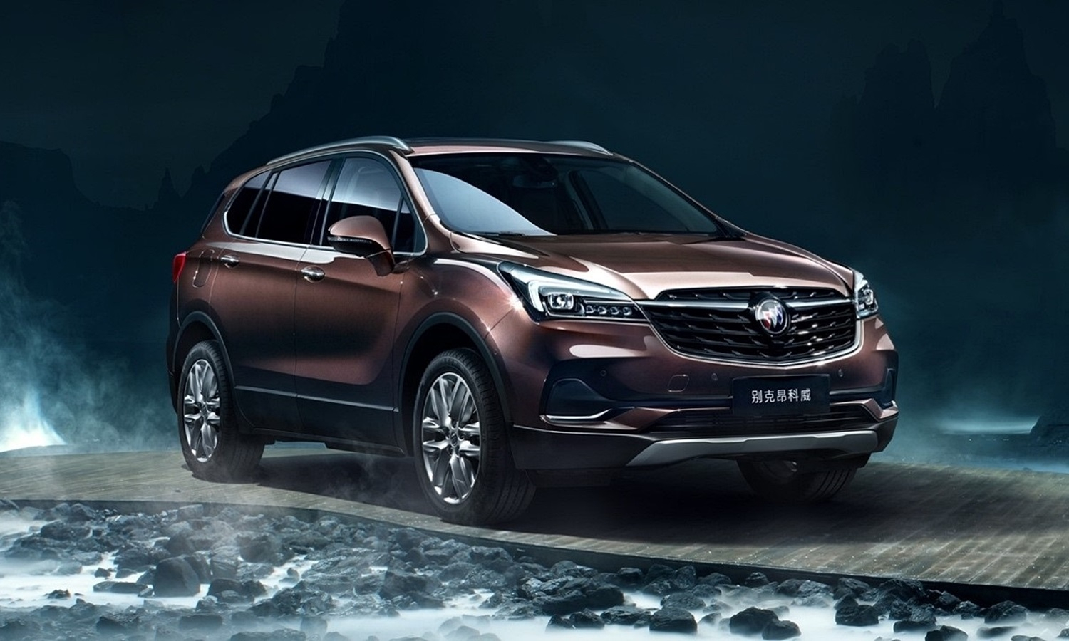 Buick Envision Set For Refresh This Year | Gm Authority New 2022 Buick Envision Interior Photos, Engine, Length
