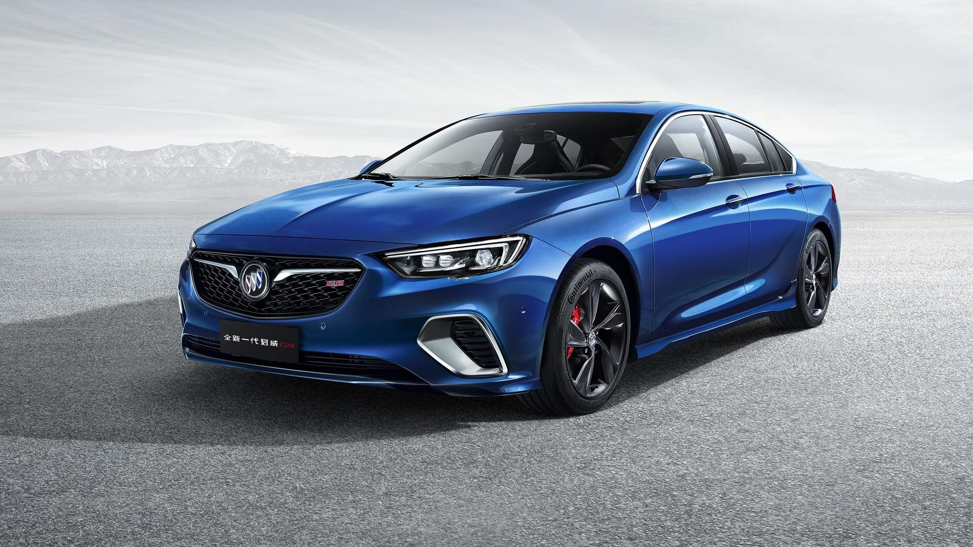 Buick Regal Gs Leaked Is There A 2022 Buick Regal
