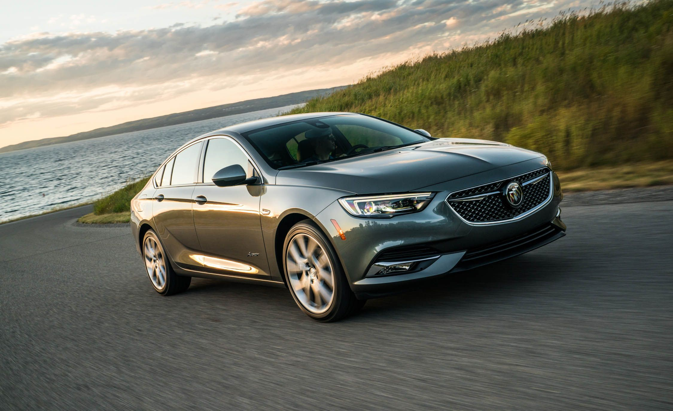 Buick Regal Sportback Adds Luxed-Up Avenir Trim For 2019 New 2021 Buick Regal Lease, Length, Trim Levels