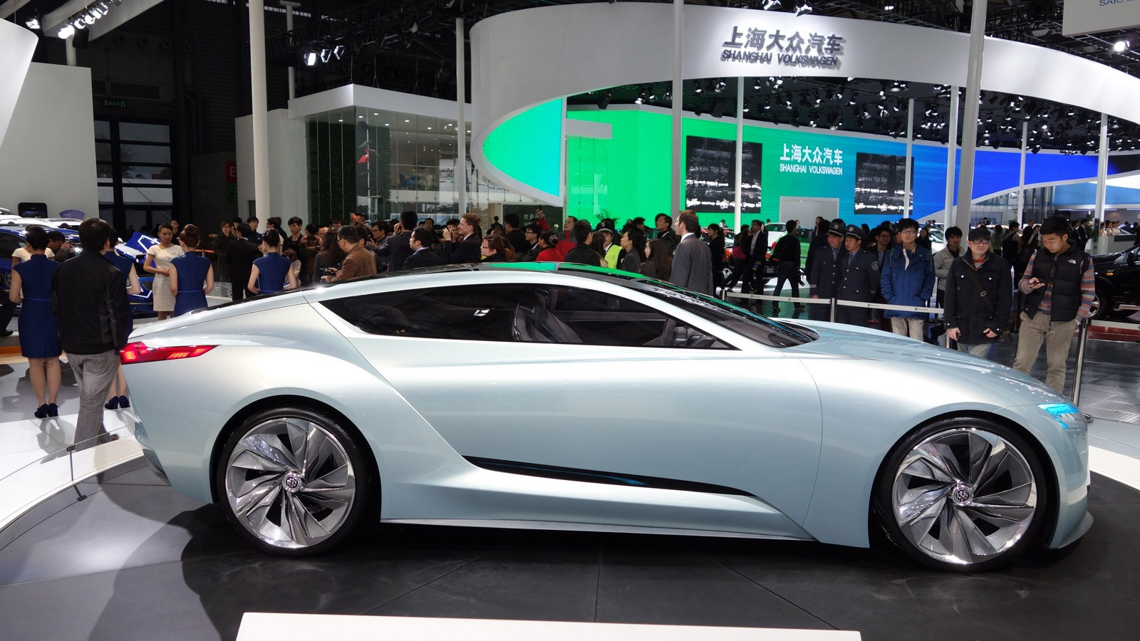 Buick Riviera Concept Isn't Your Father's: Shanghai Auto Show 2022 Buick Riviera Review, Concept, Images