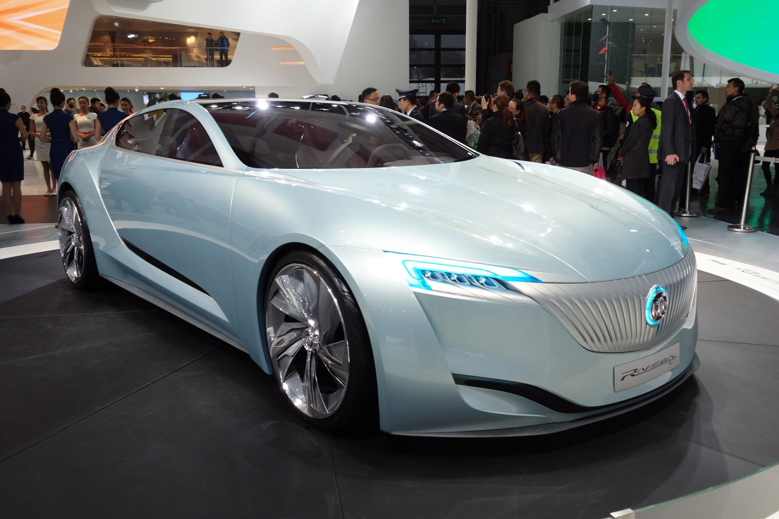 Buick Riviera Concept Isn't Your Father's: Shanghai Auto Show New 2022 Buick Riviera Review, Concept, Images