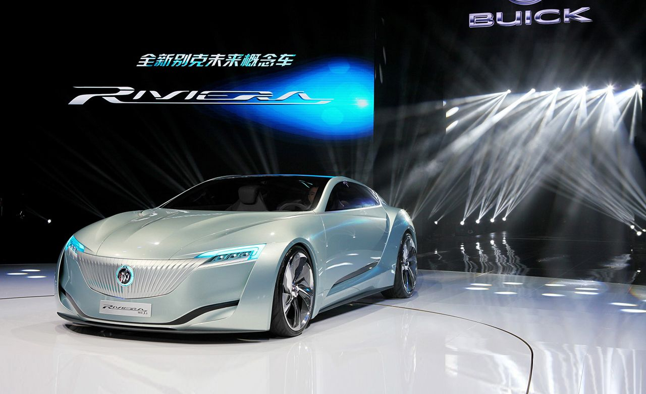 Buick Riviera Concept Photos And Info – News &#8211 2021 Buick Riviera Review, Concept, Images