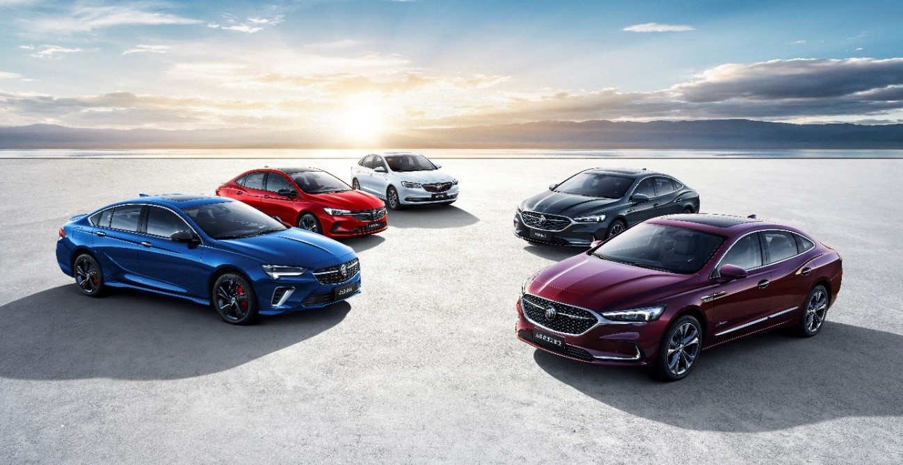 Buick Shows Off 2021 Regal Gs Facelift, Will Be Forbidden Is There A 2021 Buick Regal