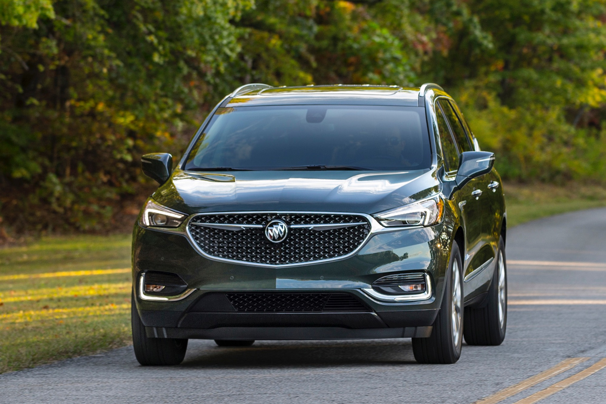 Buyers Don't Care That The Buick Enclave Doesn't Have The 2022 Buick Enclave Trims, Transmission Problems, Used