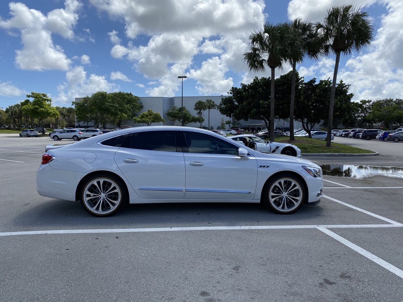 Check Out This Special 2018 Buick Lacrosse | Gm Authority New 2022 Buick Verano Interior, Rims, Custom