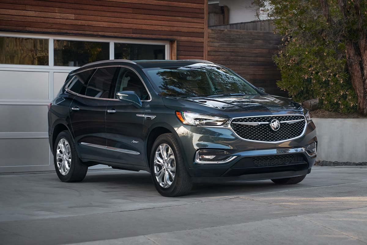 Chevy Traverse Vs. Buick Enclave New 2021 Buick Enclave Fuel Economy, Fog Lights, Gas Mileage