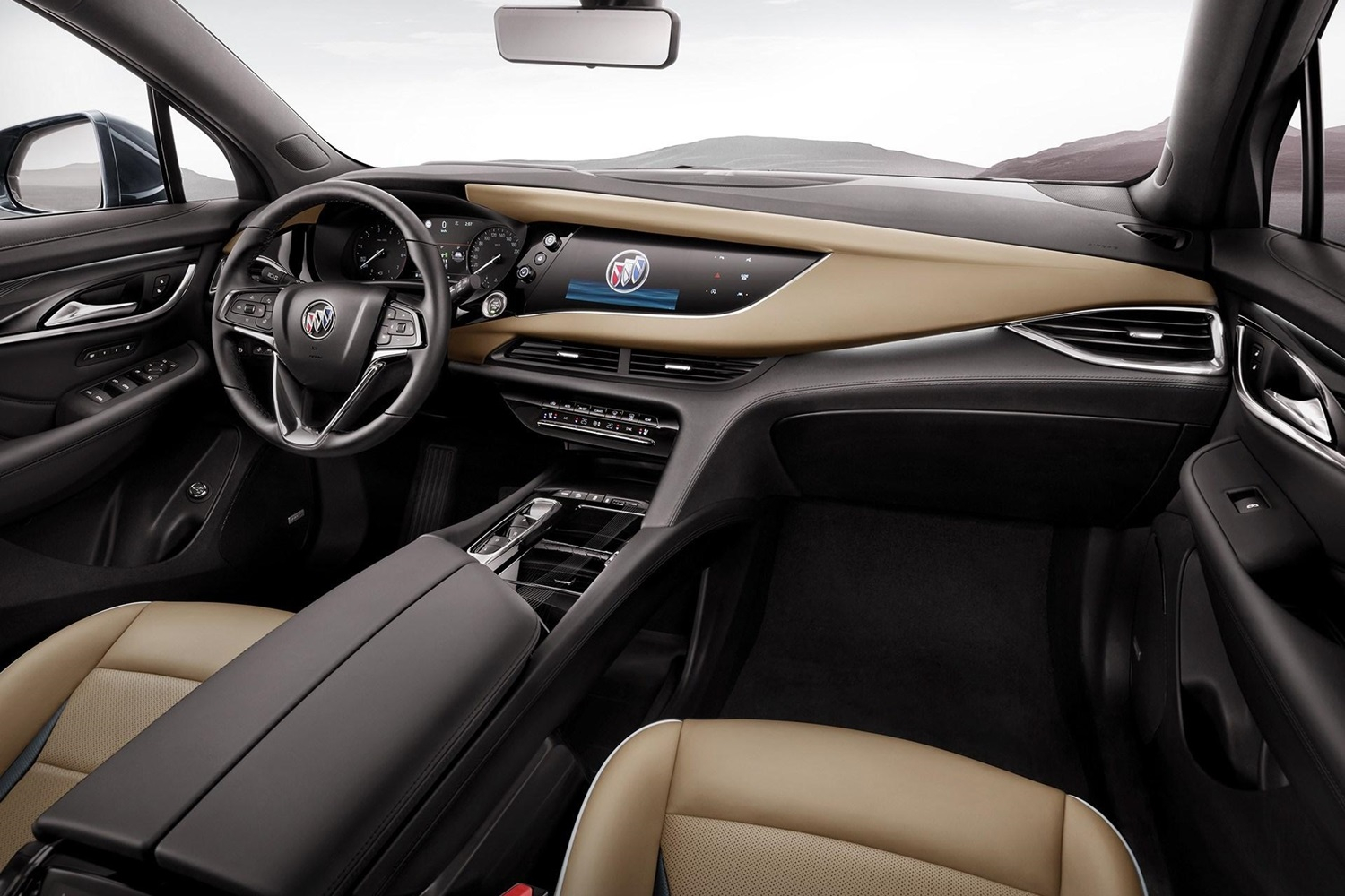 China-Spec Buick Enclave Previews U.s.-Spec Enclave Refresh Does The 2021 Buick Enclave Avenir Have Heads Up Display