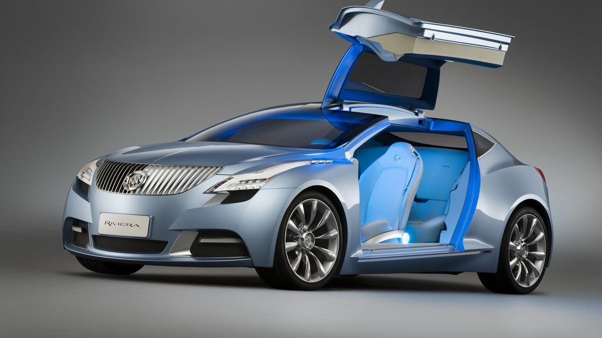 Gm Files Riviera Trademark, But Don't Get Too Excited 2021 Buick Riviera Images, Body Parts, Concept