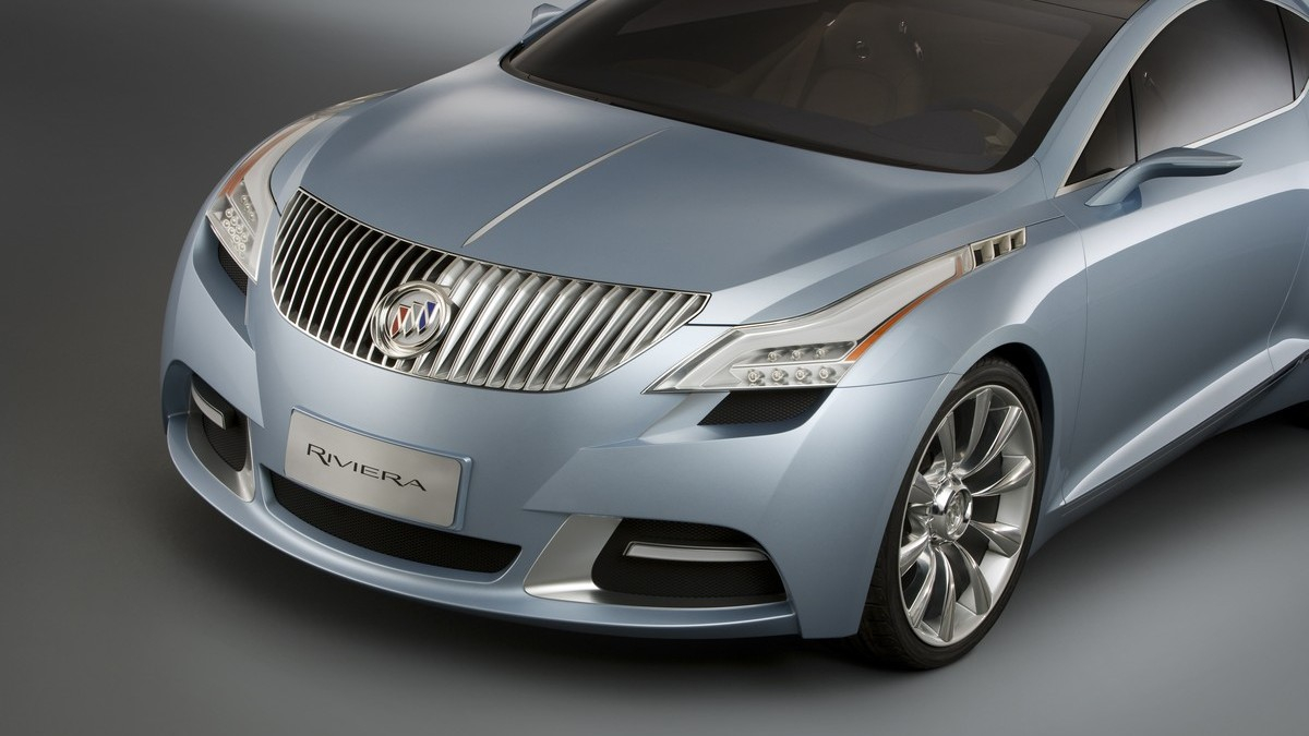 Gm Files Riviera Trademark, But Don't Get Too Excited 2022 Buick Riviera Images, Body Parts, Concept